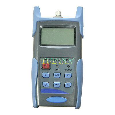 New Fiber Optic JW3216C handheld Optical Power Meter Tester -50 ~ +26dBm USB