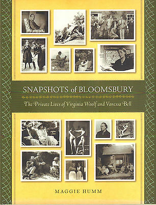 Snapshops Of Bloomsbury (Private Lives Of Virginia Woolf And Vanessa Bell)