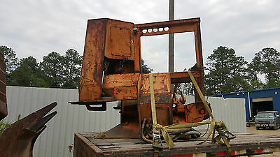 Used CTR Pull Through Delimber Forestry Equipment