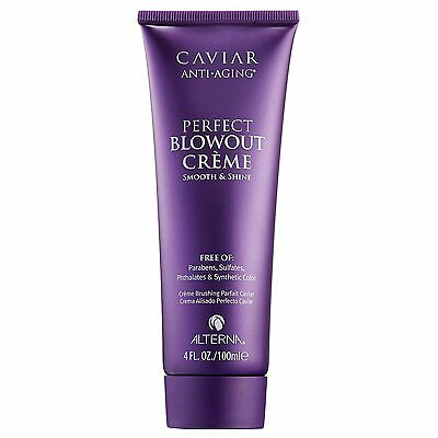 Caviar Anti-Aging Perfect Blowout Creme by Alterna, 4 Ounce/ 100mL