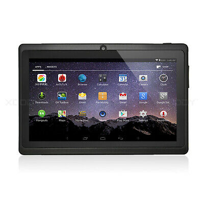 XGODY 7'' ZOLL Tablet 8GB Quad Core Android 4.4 HD Dual Camera WIFI Bluetooth DE