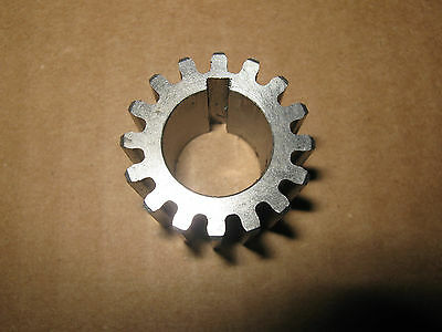 Quill Pinion Gear for Bridgeport Milling Mill