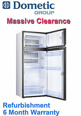 Dometic RMD8551 RHH 190 litres 3-way absorption refrigerator caravan motorhome