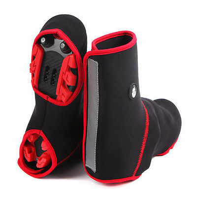Unisex Windproof Waterproof Thermal Bike Bicycle Cycling Shoe Cover 2016