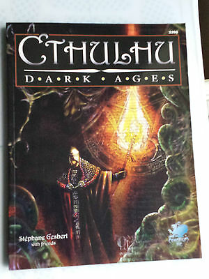 dunkel alter Ruf des cthulhu-CoC horror RPG roleplaying lovecraft