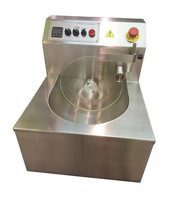 Commercial 8Kg Chocolate Tempering Machine Chocolate Molding Moulding Machine