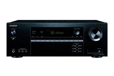 Onkyo TX-SR373 5.1 A/V Receiver Dolby Bluetooth TXSR373 NEW - Black