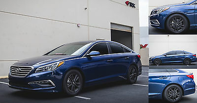 ARK Performance GT-F Suspension Lowering Springs for 2015-2016 Hyundai Sonata