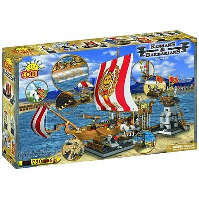 Cobi 23750 - Romans & Barbarians Galley