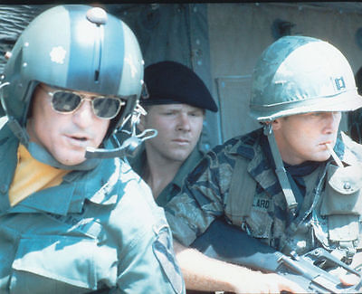 Martin Sheen & Robert Duvall Unsigned Photo - 5916 - Apocalypse Now