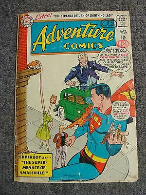 "Adventure Comics #308 (1963) ""The Super-Menace of Smallville!"" * DC Comics *"