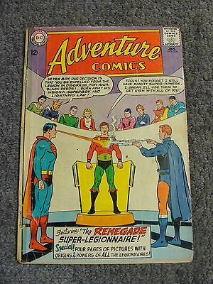 "Adventure Comics #316 (1964) ""The Renegade Super-Hero!"" * DC Comics *"