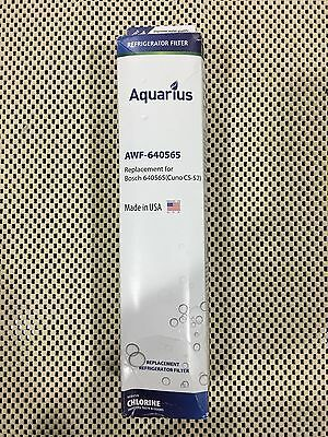 NEW Replacement Refrigerator Water Filters: Bosch - 640565/Cuno CS-52