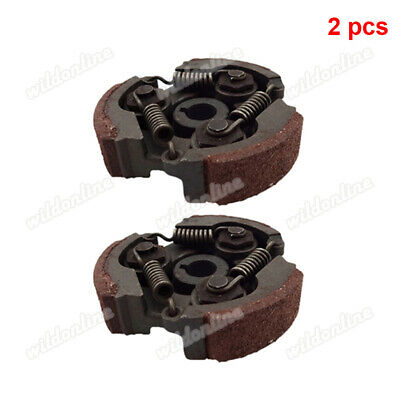 Heavy Duty Steel Clutch For 47 49cc ATV Quad Mini  Moto Pocket Dirt Bike Go Kart