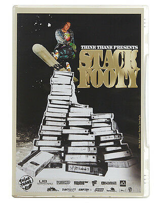 New Garage Entertainment Stack Footy Dvd Video Movie Film Multi N/A