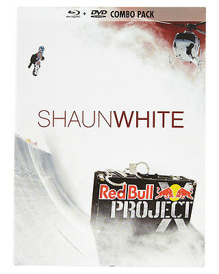New Garage Entertainment Project X Shaun White Dvd Video Movie Film Multi N/A