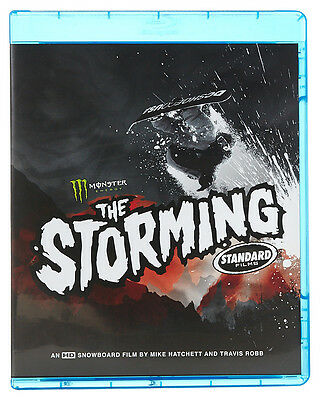 New Garage Entertainment The Storming Blu Ray Dvd Video Movie Film Multi N/A