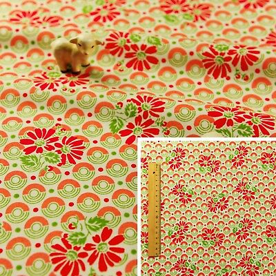PINK Fat Quarter//Meter 100/%Cotton Fabric FQ Quilt Sew Floral Ditsy Petite Flower
