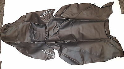 Hydro-Turf In Stock - Seat Cover - Yamaha VX Cruiser 15-16/HO/Limited 16 - Black