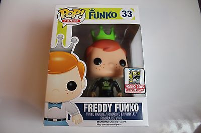 Funko Fundays SDCC 2015 Exclusive BLUE FREDDY RICKY BOBBY Talladega Nights
