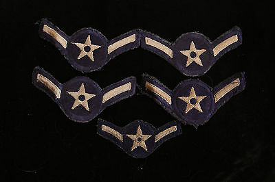 Old Vintage Military Patches Insignia