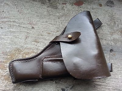 Original Russian Soviet TT 33(Tulskiy Tokarev) leather holster