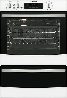 NEW Westinghouse WVE665W 60cm Electric Oven