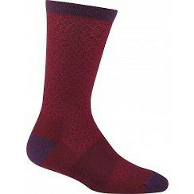 Darn Tough Vermont Women's Lattice Crew Light Cushion Hiking Socks