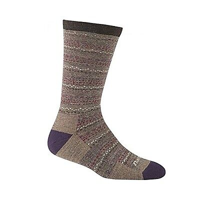Darn Tough Vermont Women's Pebbles Crew Light Cushion Hiking Socks
