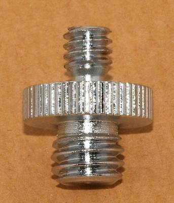 "1/4""  to 3/8"" adapter screw for Tripod ,  Monopod   , free post from UK"