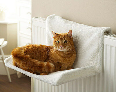 Bed Radiator Cat Hammock Pet Warm Animal Pad Hanging Cradle Kitty Sleep