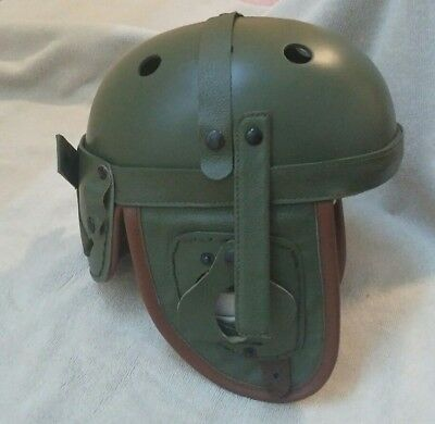 "Wwii Us M1938 Tanker Crew Helmet M38 Usa - Fury ""limited Time Offer - 10% Off"""