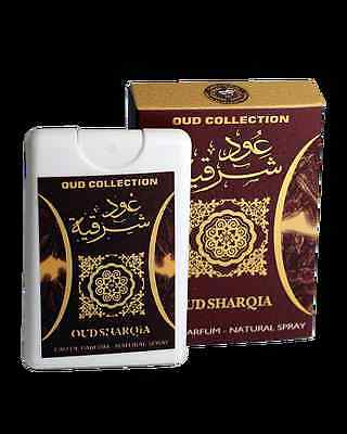 Ard zaafaran 20ml Oud Collection Pocket Size Sprays Arabian Oudh Fragrance Attar