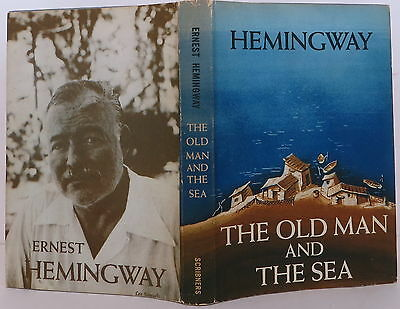 ERNEST HEMINGWAY The Old Man and the Sea FIRST EDITION