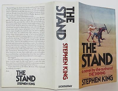 STEPHEN KING The Stand INSCRIBED FIRST EDITION