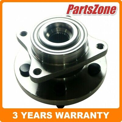 Front Wheel Hub Bearing Fit for LAND ROVER DISCOVERY III 2005-2009 WITHOUT ABS