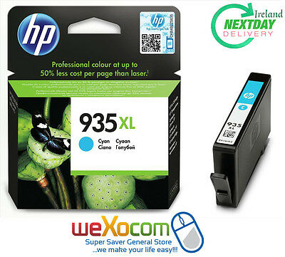935 XL CYAN (blue) Original compatible Ink Cartridge high quality printing