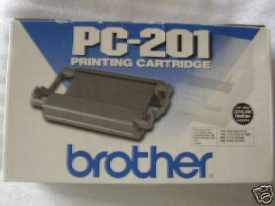 New Brother Pc-201A Printing Cartridge