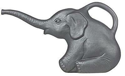 Union Product Don Featherstone Elephant Watering Can Grey 63182