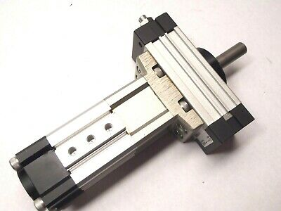 SMC MRQBS32-15NA-XN Rotary + Linear Pneumatic cylinder