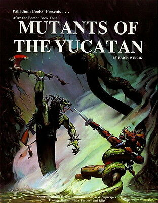 After the Bomb RPG: Mutants of the Yucatan PAL 0511