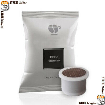 200 Cialde Capsule Caffe Lollo Miscela Nera Uno System Indesit Kimbo Illy