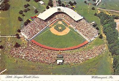 Williamsport Pennsylvania Little Leage World Series Vintage Postcard J46908