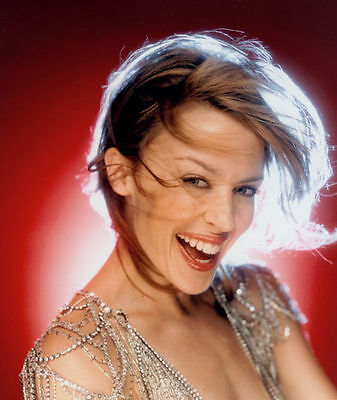 Kylie Minogue Unsigned Photo - 8262 - Gorgeous!!!!!