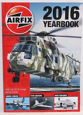 Airfix by Hornby 2016 Full range Yearbook  78194