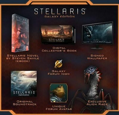 Stellaris - Galaxy Edition Digital Download [Steam] [PC] [FR/EU/US/AU/MULTI]