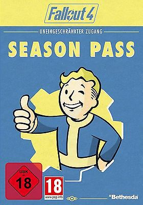 Fallout 4 Season Pass Digital Download [Steam] [PC] [FR/EU/US/AU/MULTI]