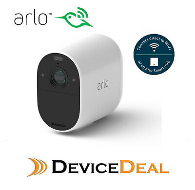 NETGEAR Arlo Pro Wire-Free HD Camera Security System with 3 HD Cameras VMS4330