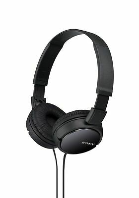Sony MDR-ZX110 ZX Series Headphones Black MDRZX110 - Wired Over Ear #3 USED.