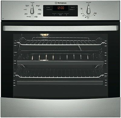 NEW Westinghouse WVE616S 60cm Electric Oven